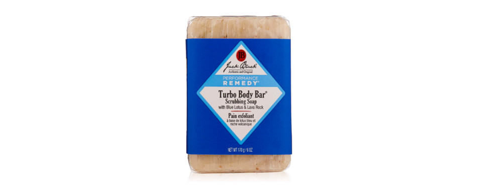 Jack Black - Turbo Body Bar Scrubbing Soap