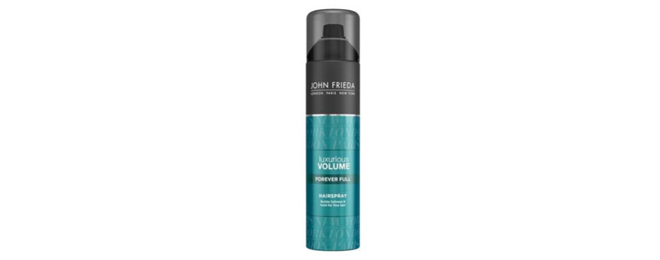 John Frieda Luxurious Volume Forever Full Hairspray for Fine Hair