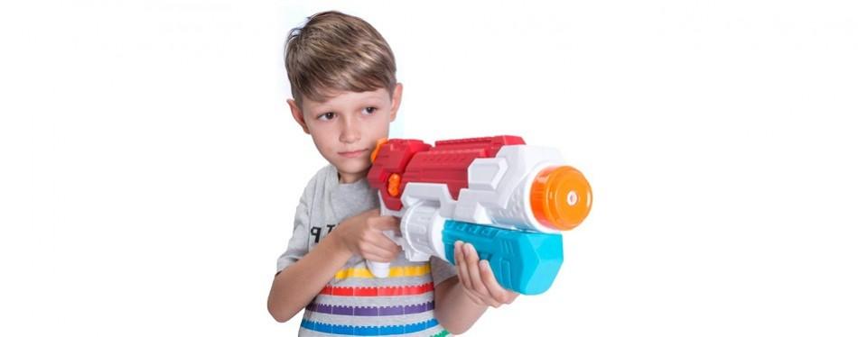 Ultimate Squirt Gun