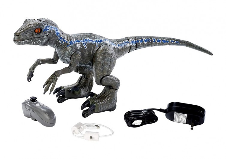 Jurassic World Alpha Training Blue