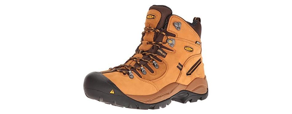 KEEN Utility Pittsburgh Steel Work Boots