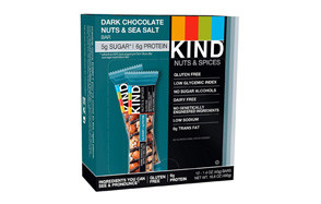 KIND Energy Bars, Dark Chocolate Nuts & Sea Salt