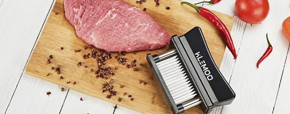 KLEMOO 48-Needle Meat Tenderizer
