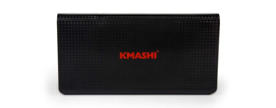 KMASHI 10000mAh Portable Power Bank