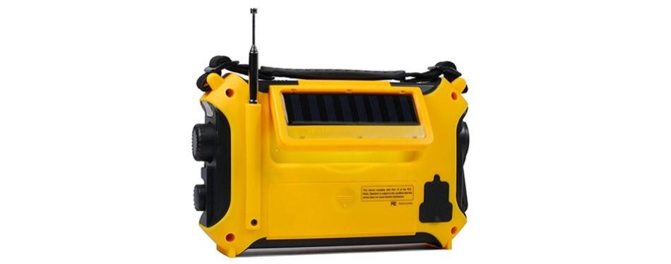 Kaito KA500 Wind Up Emergency Radio