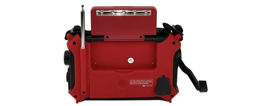 Kaito Voyager KA500IP-Red Emergency Radio