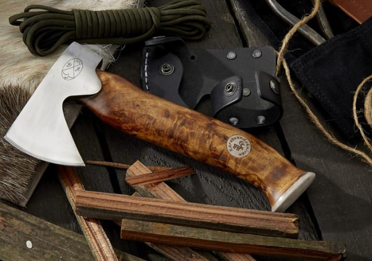 karesuando unna aksu artic hunting axe