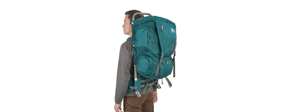 Kelty Yukon Hiking External Frame Backpack