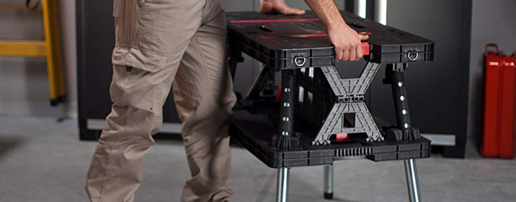 10 Best Portable Workbench In 2019 Buying Guide Gear Hungry