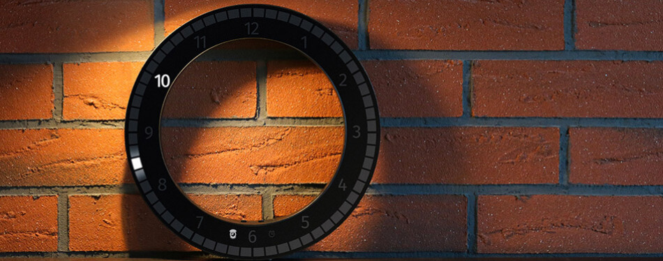 Kibardin Design, The Only Clock (Wall Clock)
