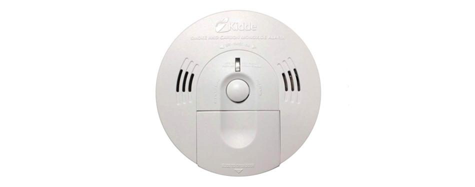 Kidde 21026043 Battery-Operated Smoke/Carbon Monoxide Alarm