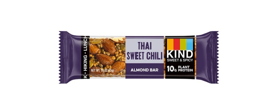 Kind Sweet and Spicy Plant Protein Bars
