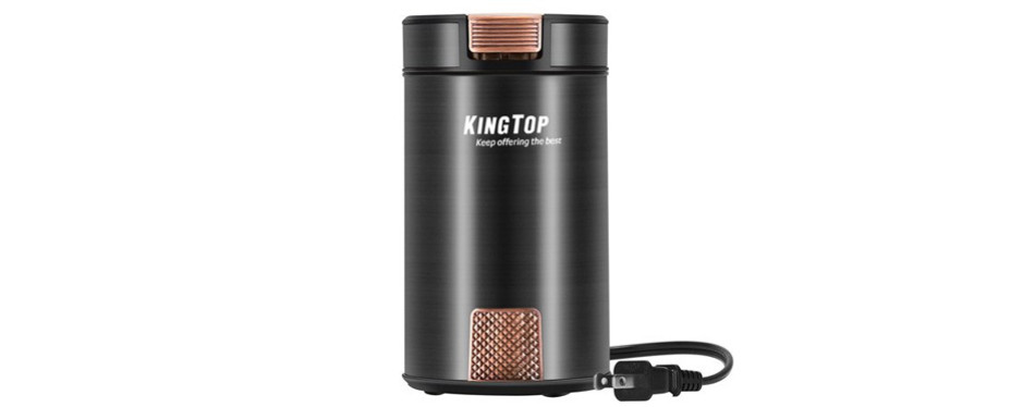 KingTop Electric Coffee Grinder