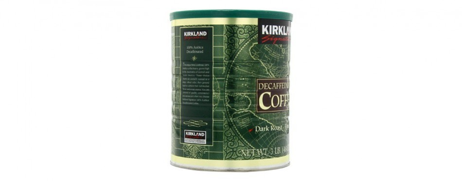 Kirkland Dark Roast Decaf