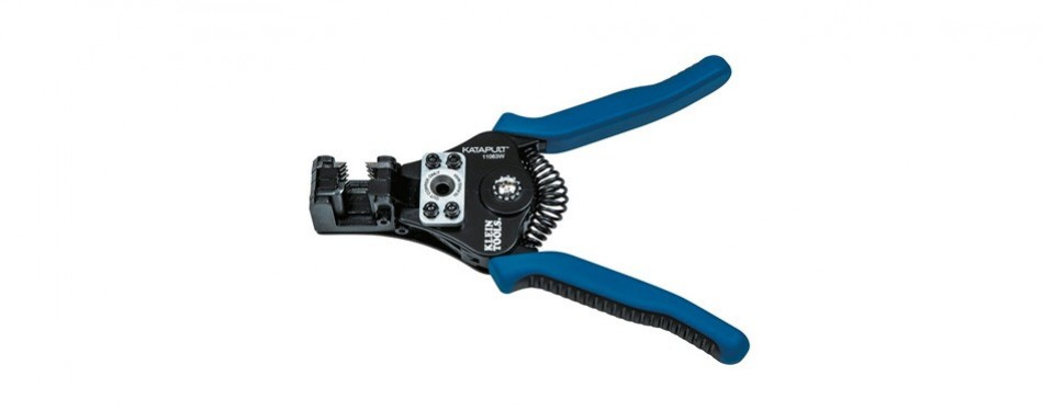 klein tools 11063 wire cutter and stripper