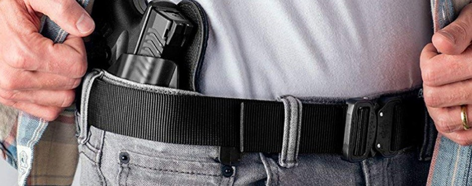 Klik Belts Tactical Heavy Duty Cobra Gun Belt