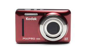 Kodak PIXPRO Friendly Zoom FZ53-RD 16MP Digital Camera
