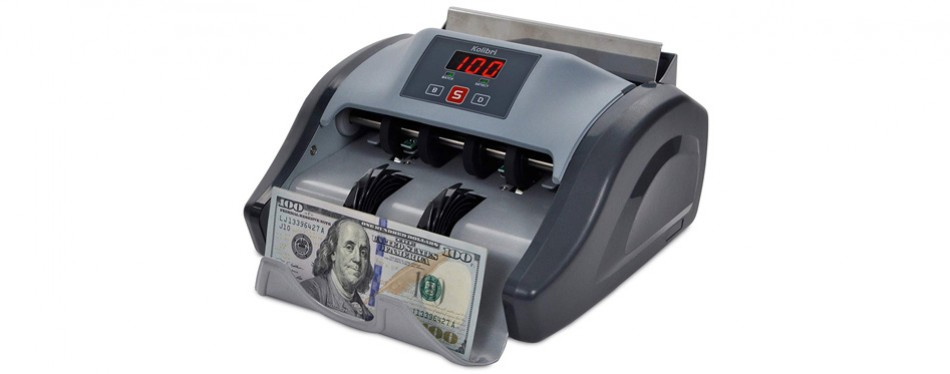 Kolibri Money Counter