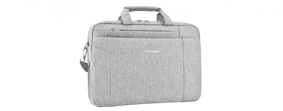 Kroser Laptop Bag Briefcase Combo