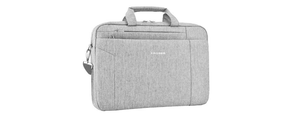 Kroser Laptop Bag Briefcase Combo