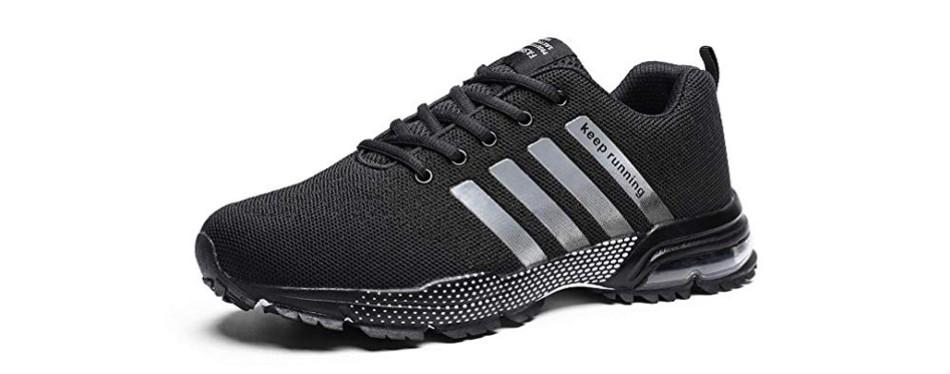 Kundork Mens Tennis Shoes