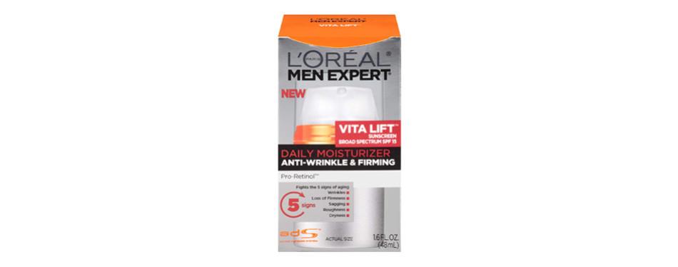 L'Oréal Paris Vita Lift Face Moisturizer for Men