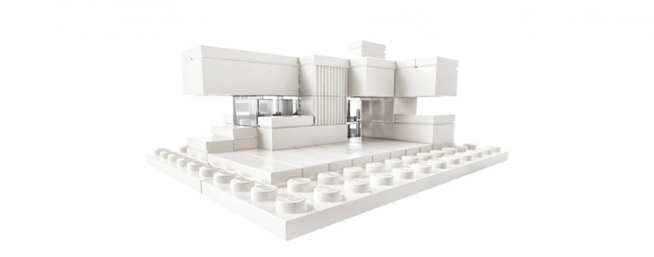 4. lego architecture studio 21050 building blocks set