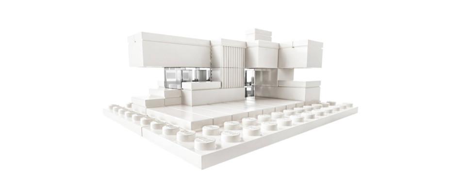 4. lego architecture studio 21050 building blocks set
