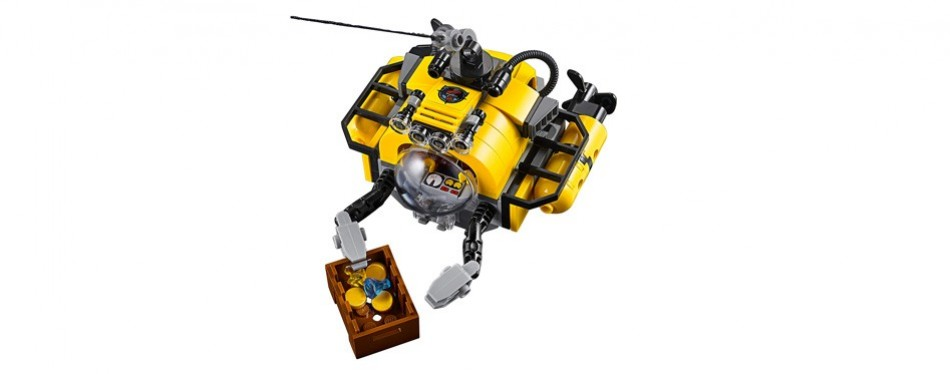 LEGO City Deep Sea Explorers Helicopter