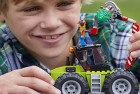 LEGO City Forest Tractor Building Kit