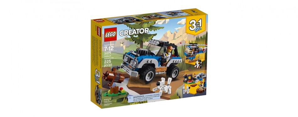 LEGO Creator Set 3in1 Outback Adventures