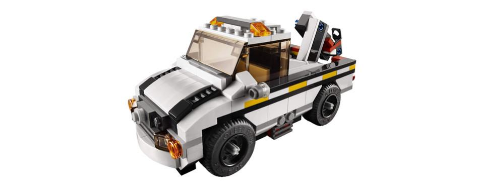 LEGO Creator Set Highway Speedster