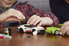 LEGO Speed Champions Porsche 911 Rsr And 911 Turbo 3.0 Building Kit