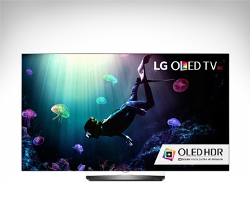 LG OLED 4K Wallpaper TV