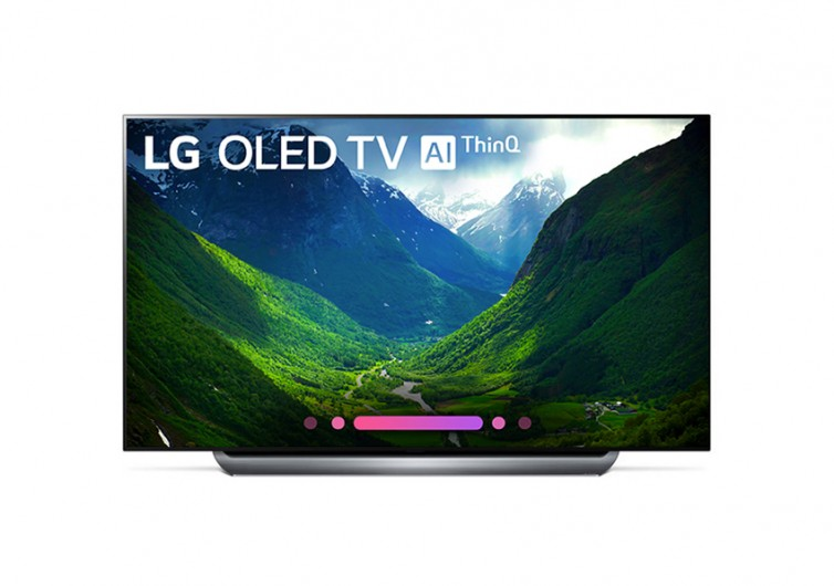 LG OLED TV Ai ThinQ