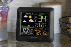 la crosse technology s85814 wireless color forecast station