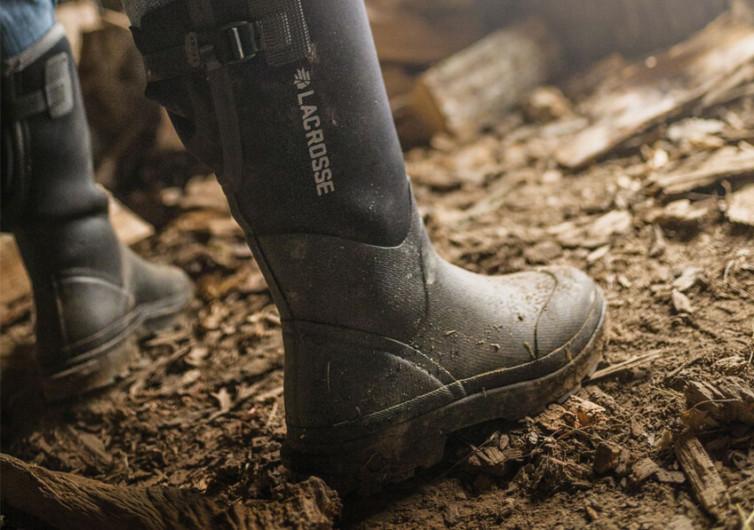 LaCrosse Alpha Range Work Boot
