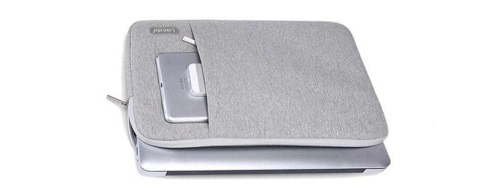 "Lacdo 13"" Waterproof Fabric Macbook Case"