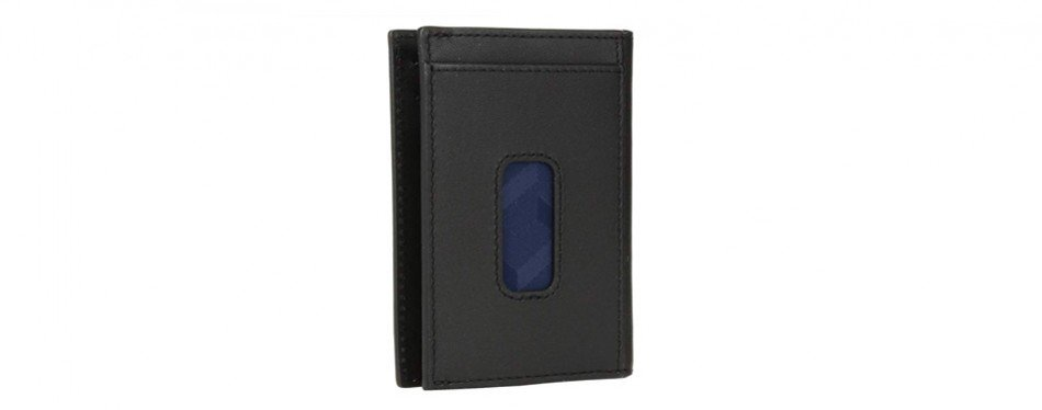 Lacoste Mens Vertical Business Card Holder