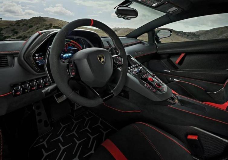 Lamborghini Aventador SVJ Coupe