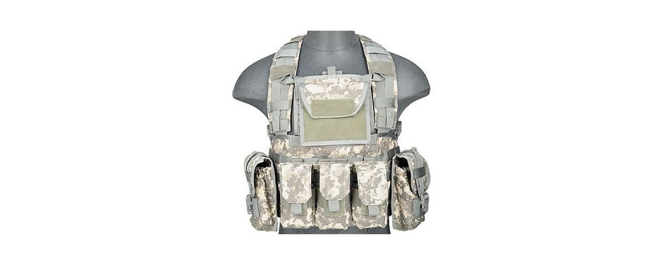 Lancer Tactical CA-307 Modular Chest Rig