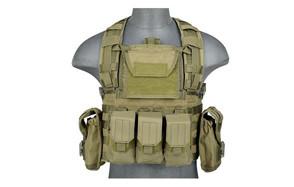 Lancer Tactical CA-307 Modular Chest Rig