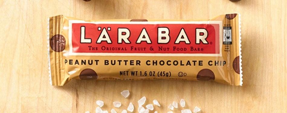 Larabar Gluten Free Energy Bar, Peanut Butter Chocolate Chip