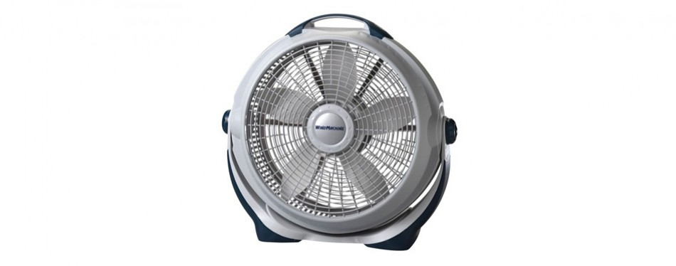 Lasko 3300 20-inch Wind Machine High Velocity Fan
