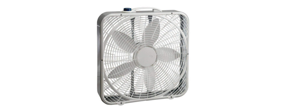 lasko 3733 box fan, 3-speed, 20-inch