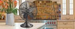 Lasko R12210 12 ventilateur de table en métal
