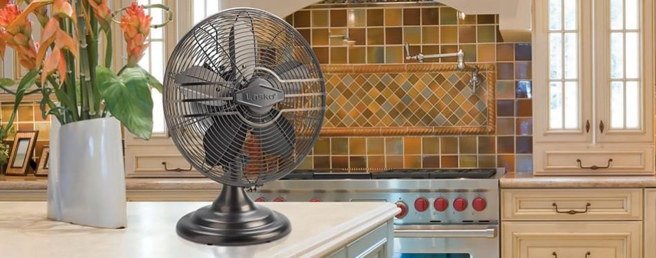 Lasko R12210 12 Metal Table Fan