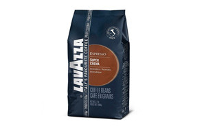 Lavazza Super Crema Espresso Coffee Beans
