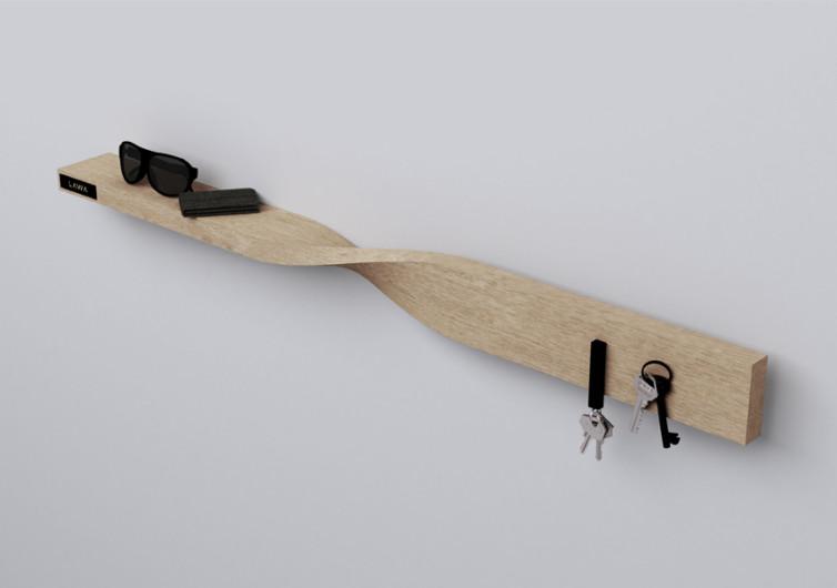Lawa Design Twist Shelf