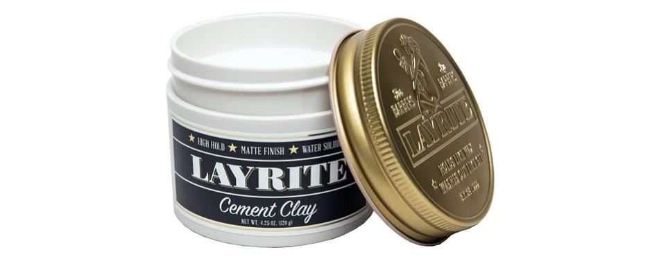 Layrite Hair Clay